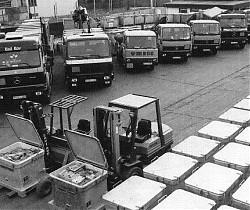 Firmengründung im Jahr 1986